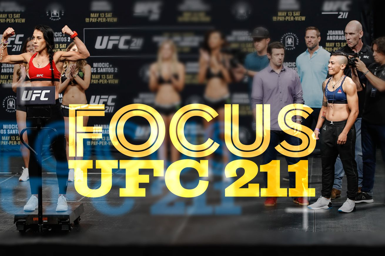community news, Focus: UFC 211 edition