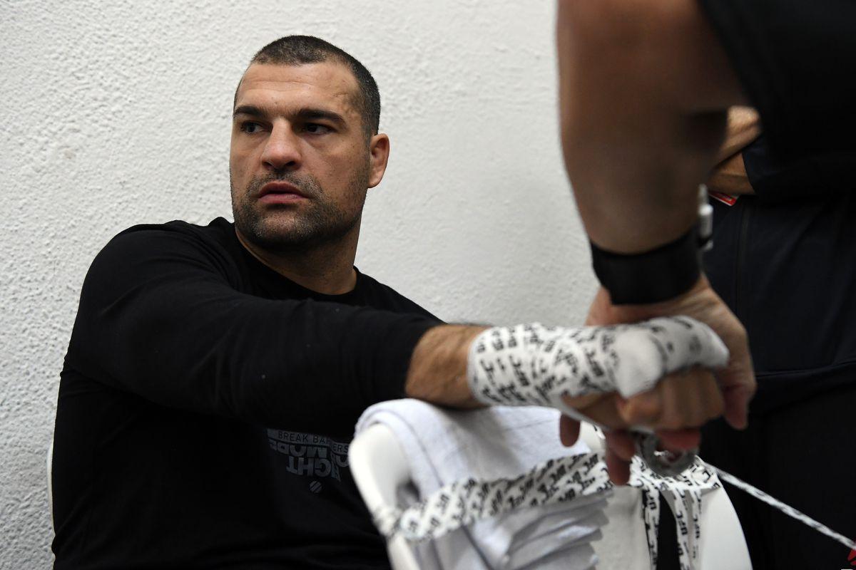 UFC Fight Night: Blachowicz v Jacare