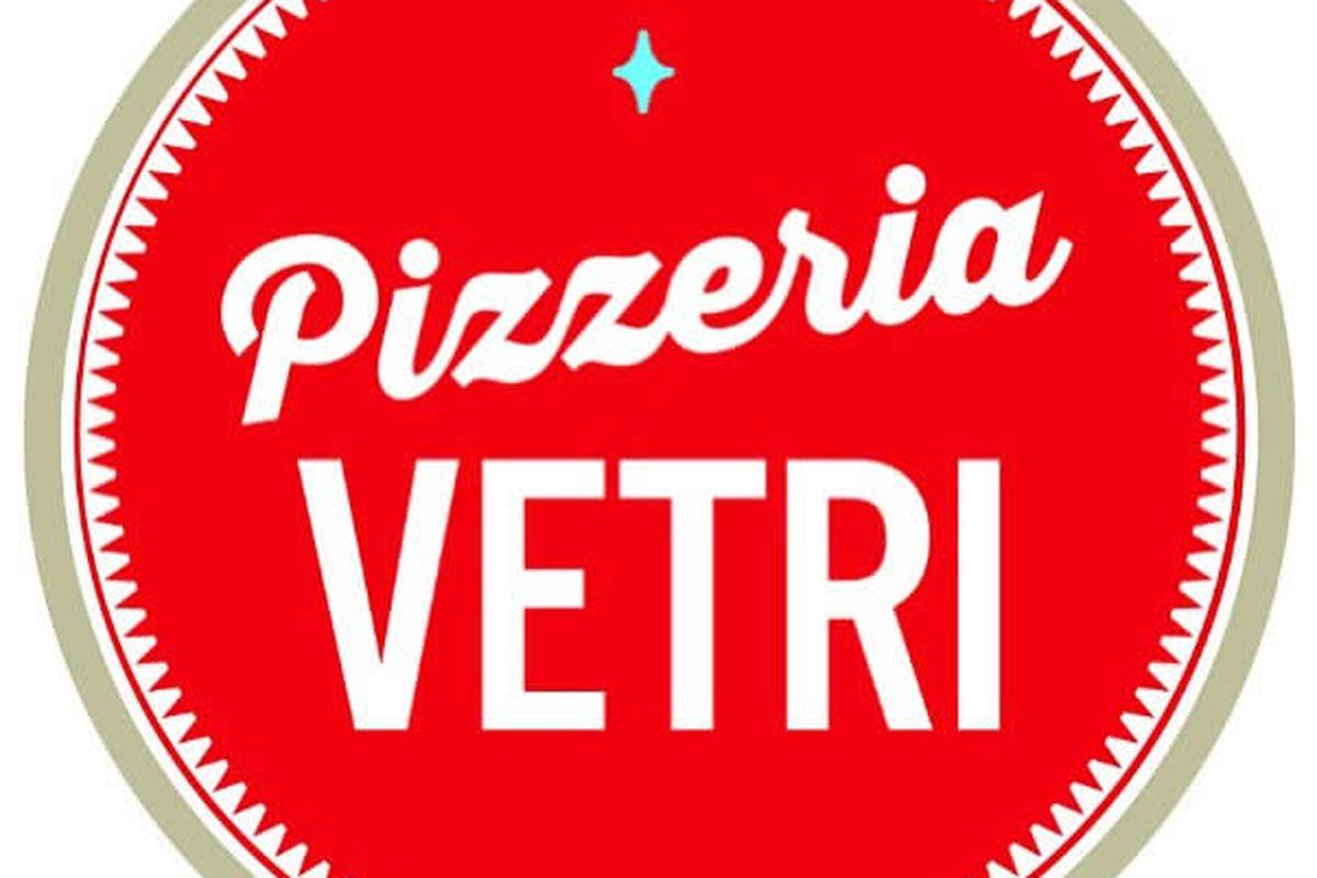 Here's the Pizzeria Vetri logo.