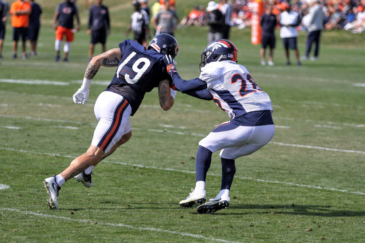 f482f437 Denver Broncos vs. Chicago Bears: Time, TV schedule, & online stream ...