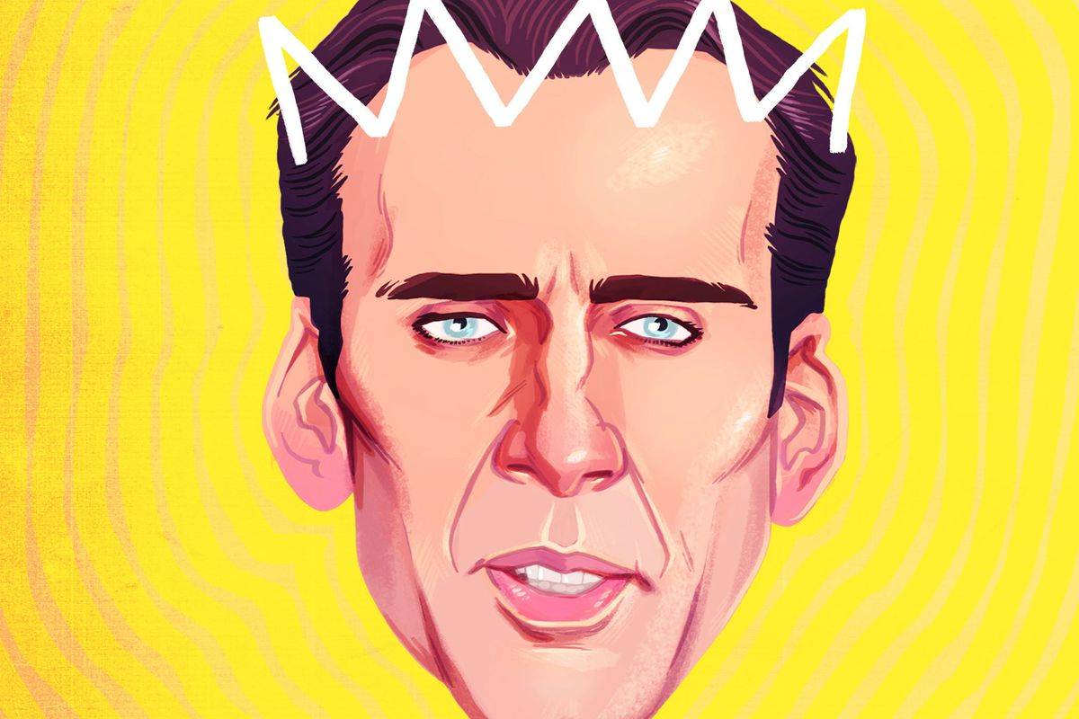 Nicolas Cage Is the King of the Good Bad Movie