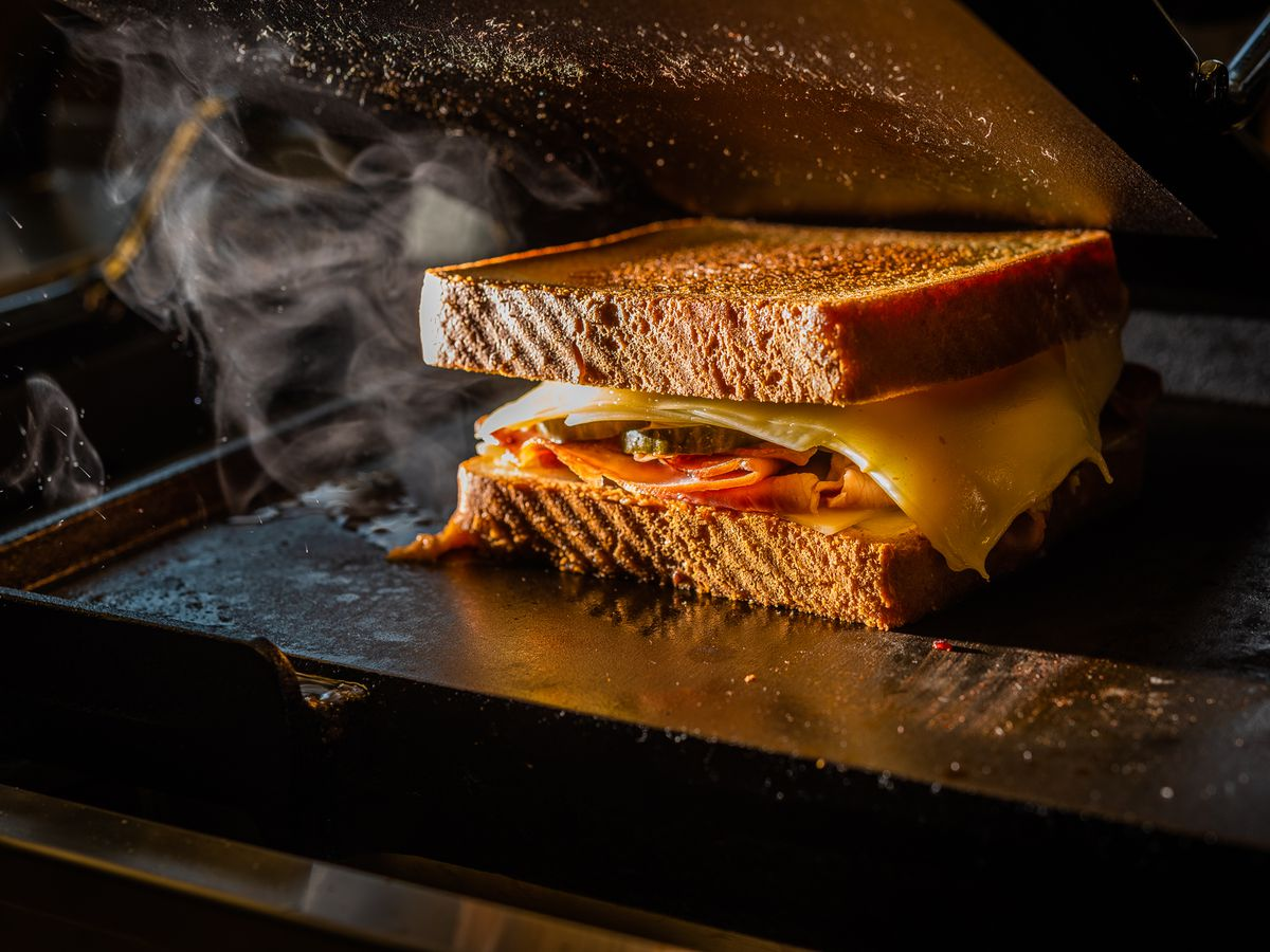 TallBoy Grilled Cheese
