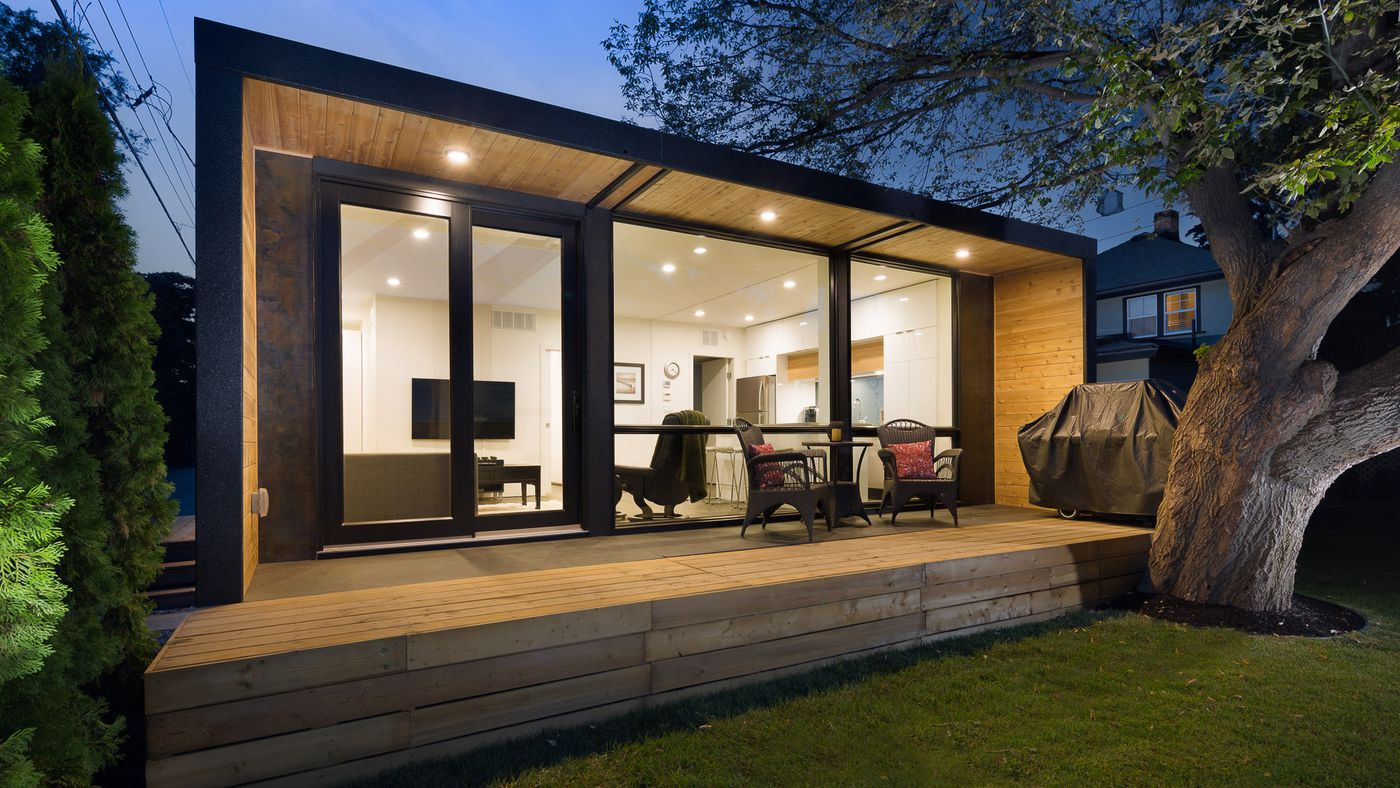 Modern Shipping Container Home shipping container houses: 5 for sale right now - curbed