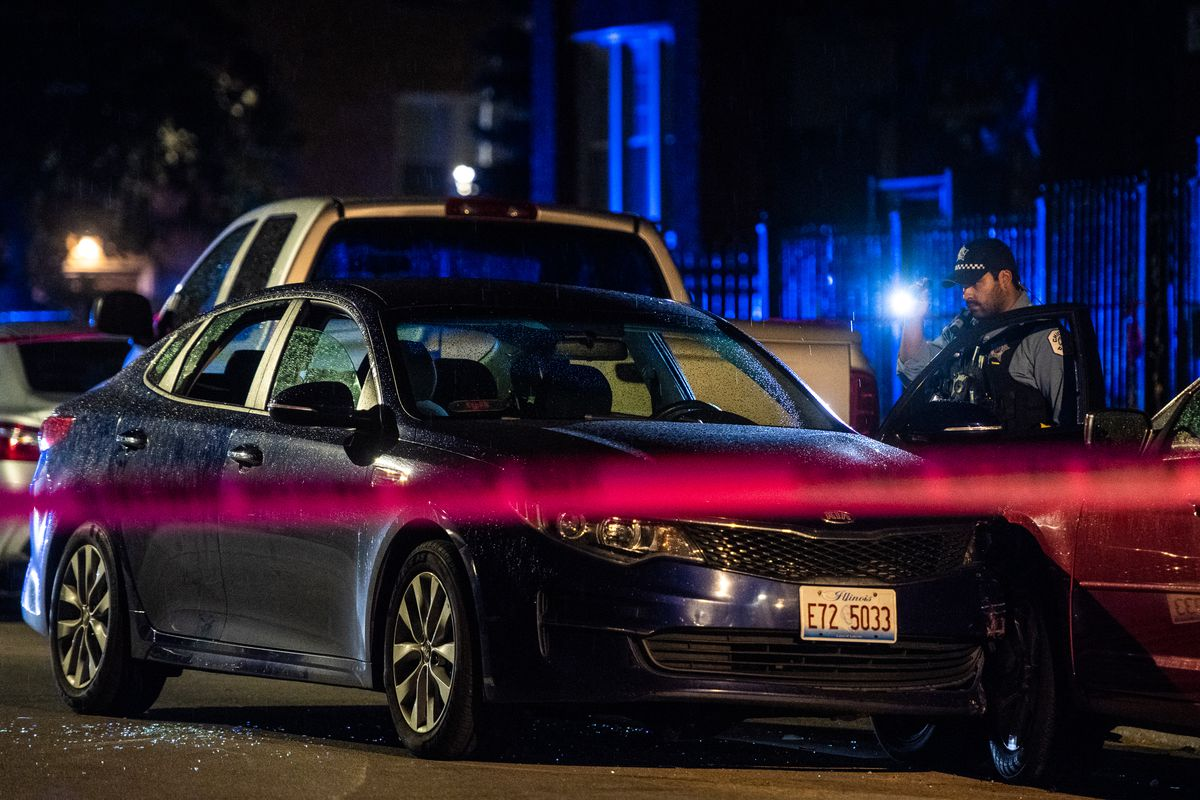 Chicago Shootings: 2 killed, 5 wounded Monday in Chicago shootings
