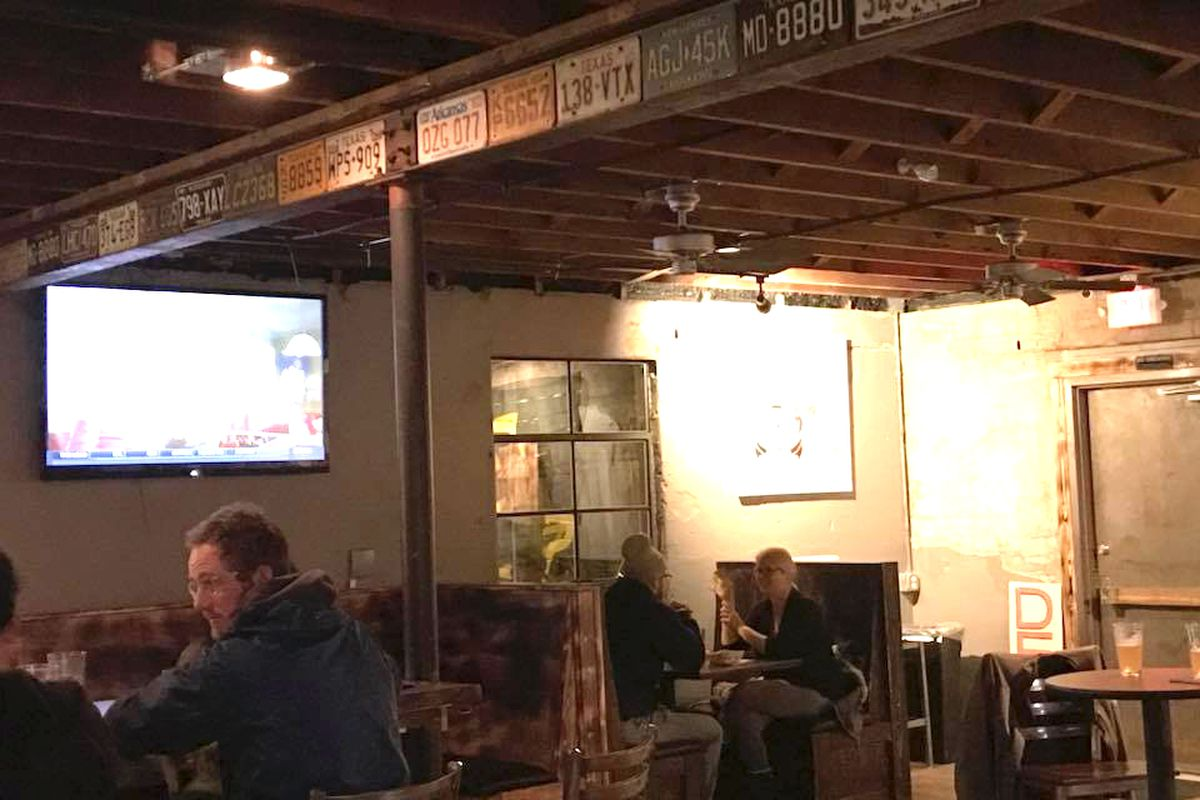 Workhorse Bar's New Spot Back Lot Is Now Open - Eater Austin