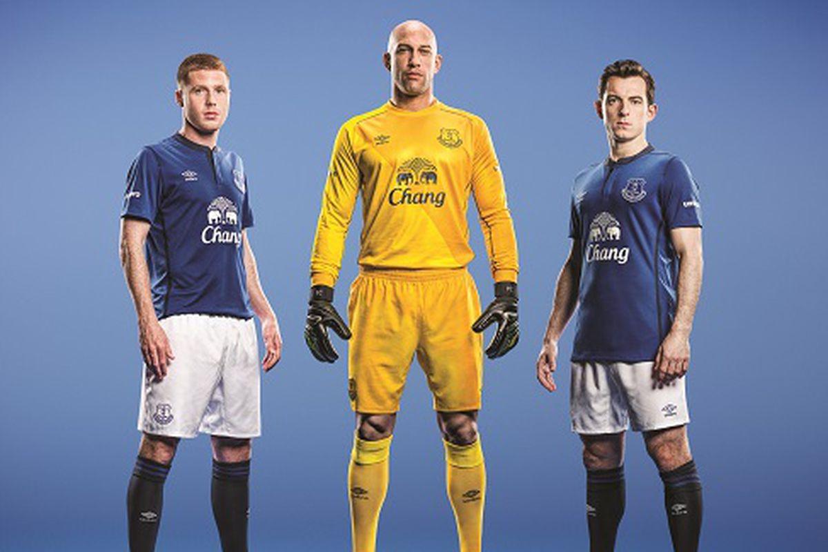 9e745835cf0 Umbro unveil stunning Everton 2014/15 home kit - SBNation.com
