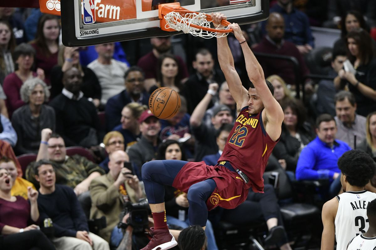 NBA: Brooklyn Nets at Cleveland Cavaliers