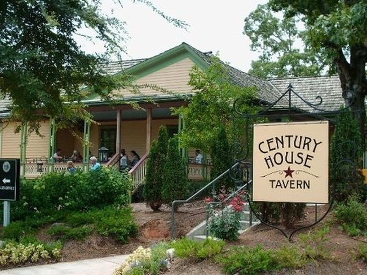 Century House Tavern.
