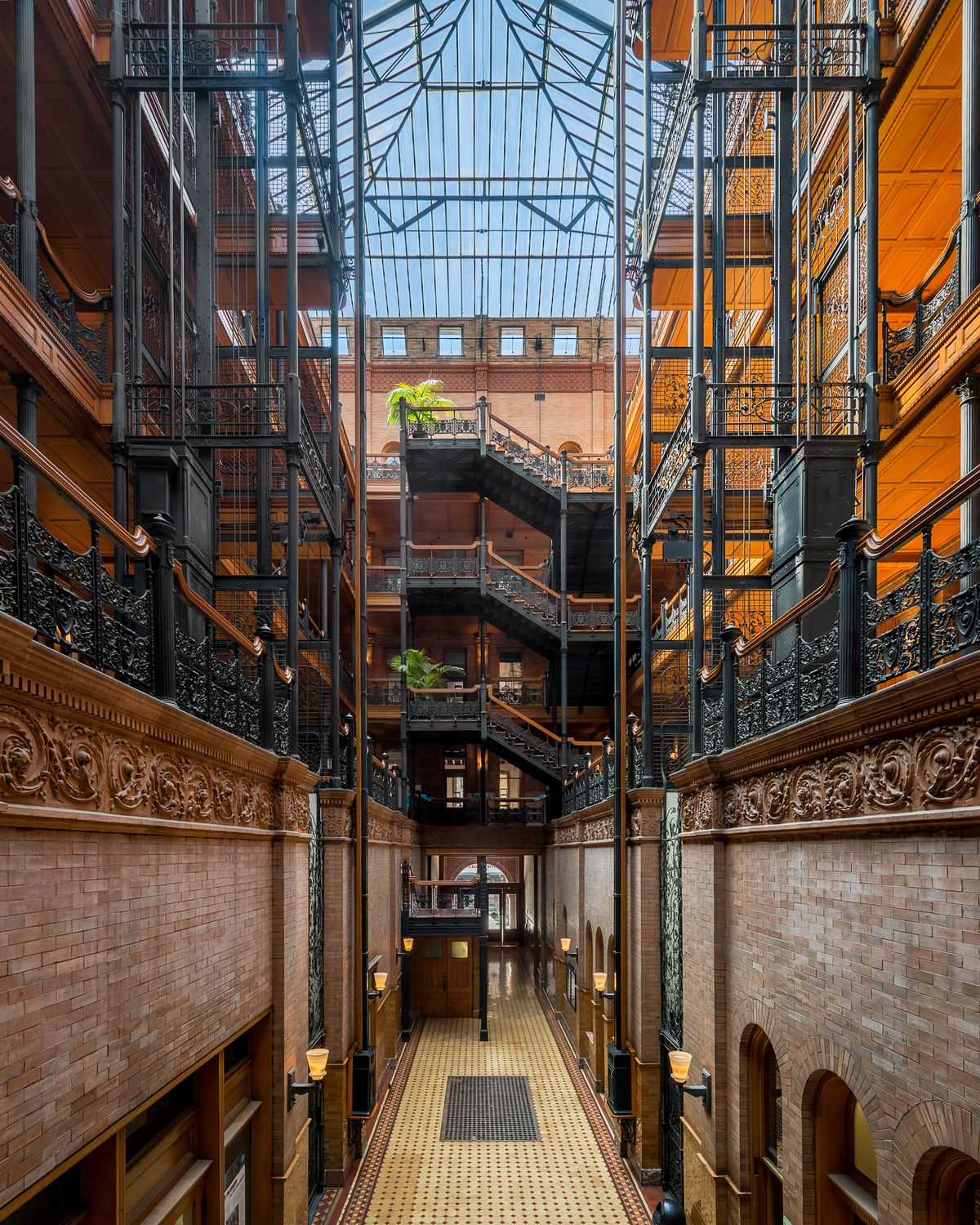 The weird occult origins of Downtown LA's famous Bradbury Building