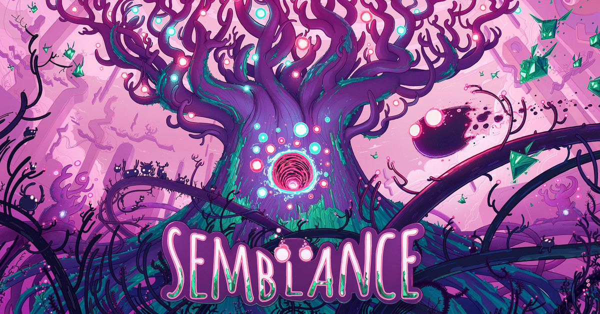 photo image Semblance resembles a platforming game until you start deforming the world