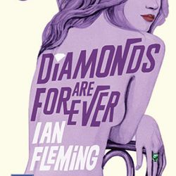 """The <a href=""""http://www.wfhowes.co.uk/catalogue/titles.php?&t=3432"""" rel=""""nofollow"""">jacket</a> of Diamonds are Forever, which featured a Voisin cameo."""