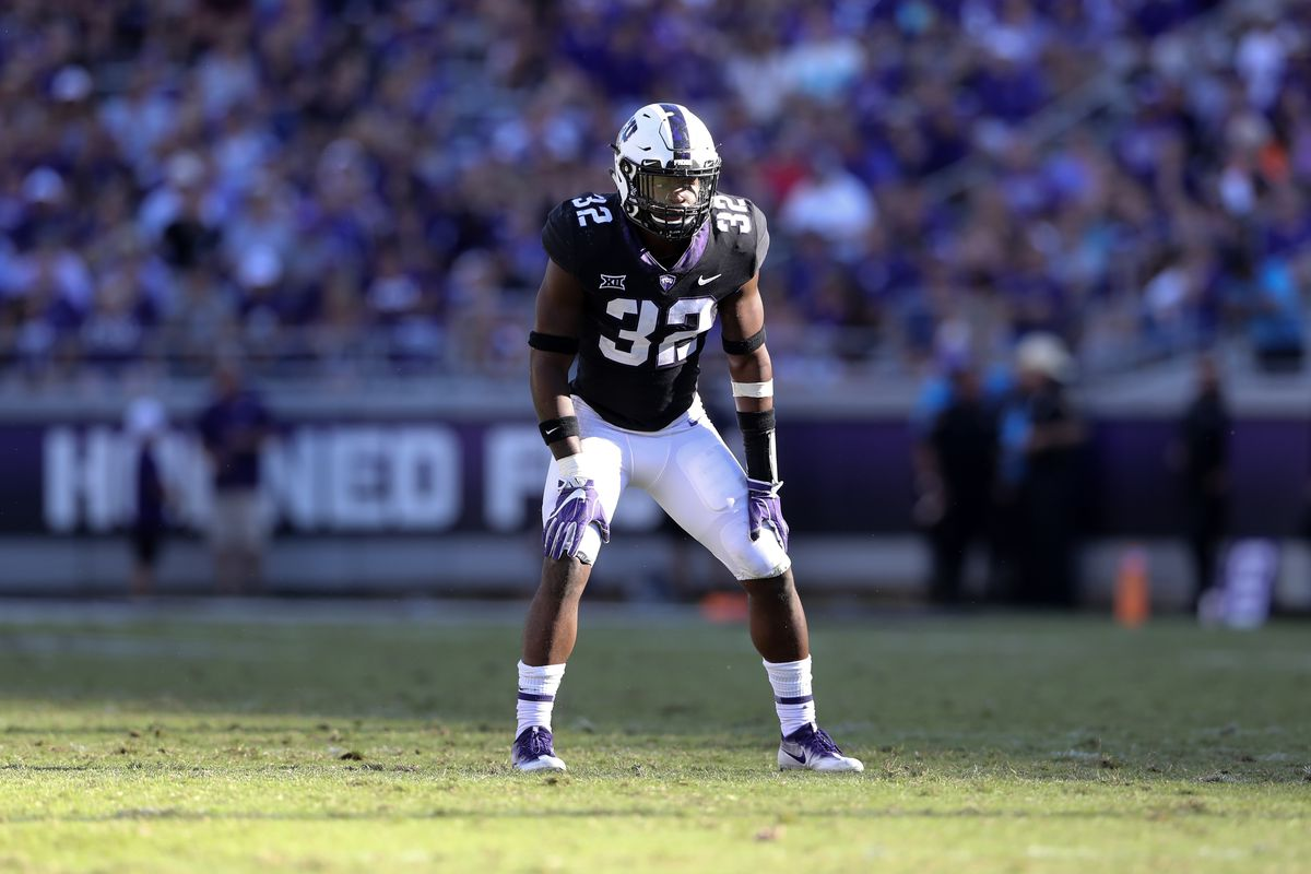 official photos fd786 55349 Travin Howard drafted by Los Angeles Rams in 7th round ...