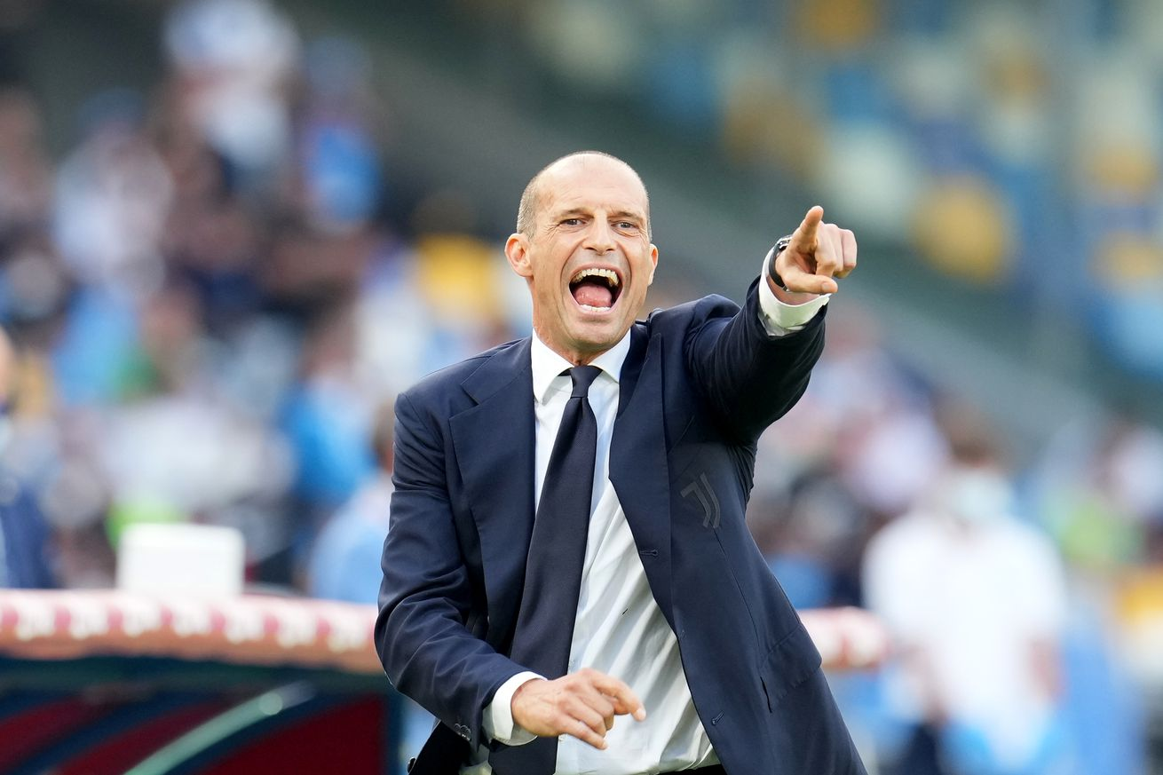 Allegri: If you make mistakes, naturally you?re going to concede