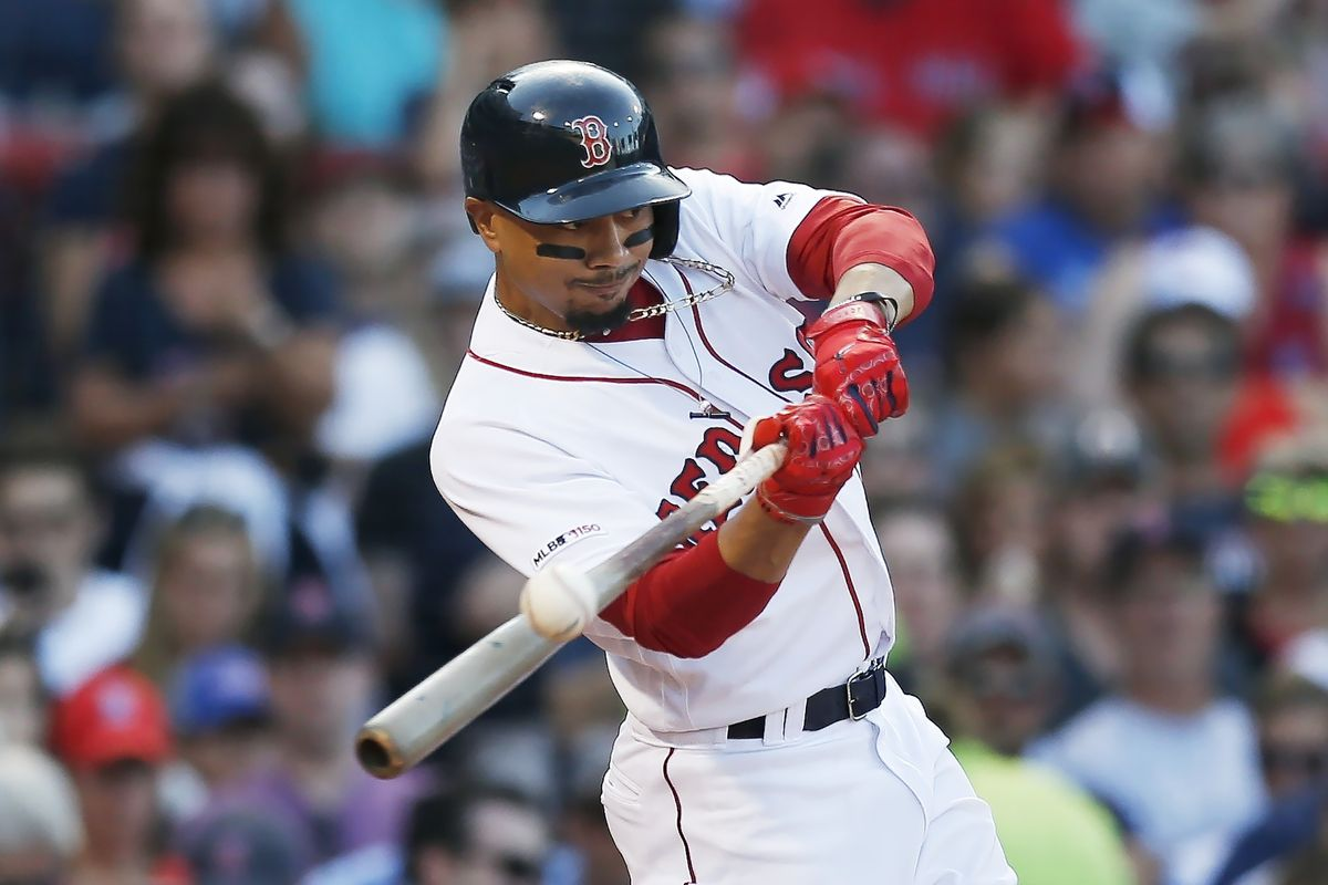 After reworking an earlier deal, the Red Sox will send Mookie Betts to the Dodgers.