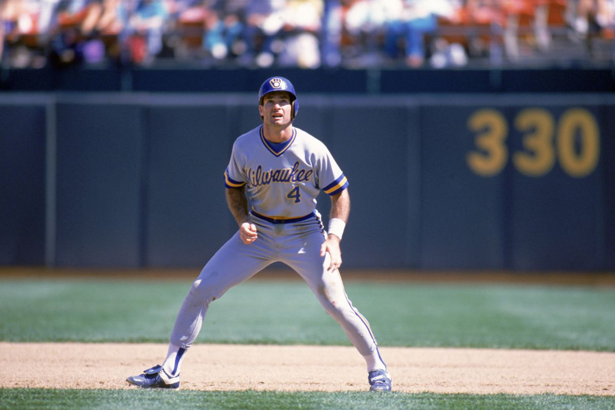 Image result for paul molitor brewers