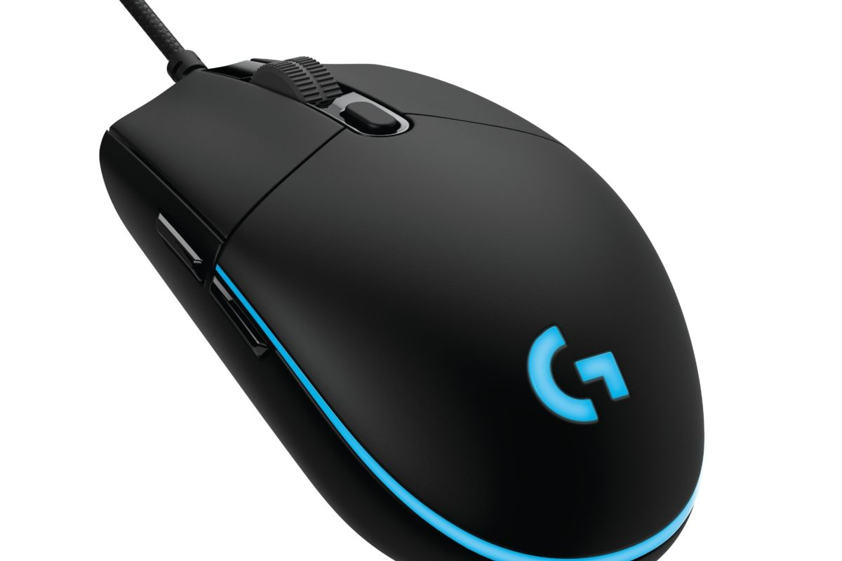 a42b7b9e44e Logitech's new G Pro Gaming Mouse is remarkably similar to its G303 ...