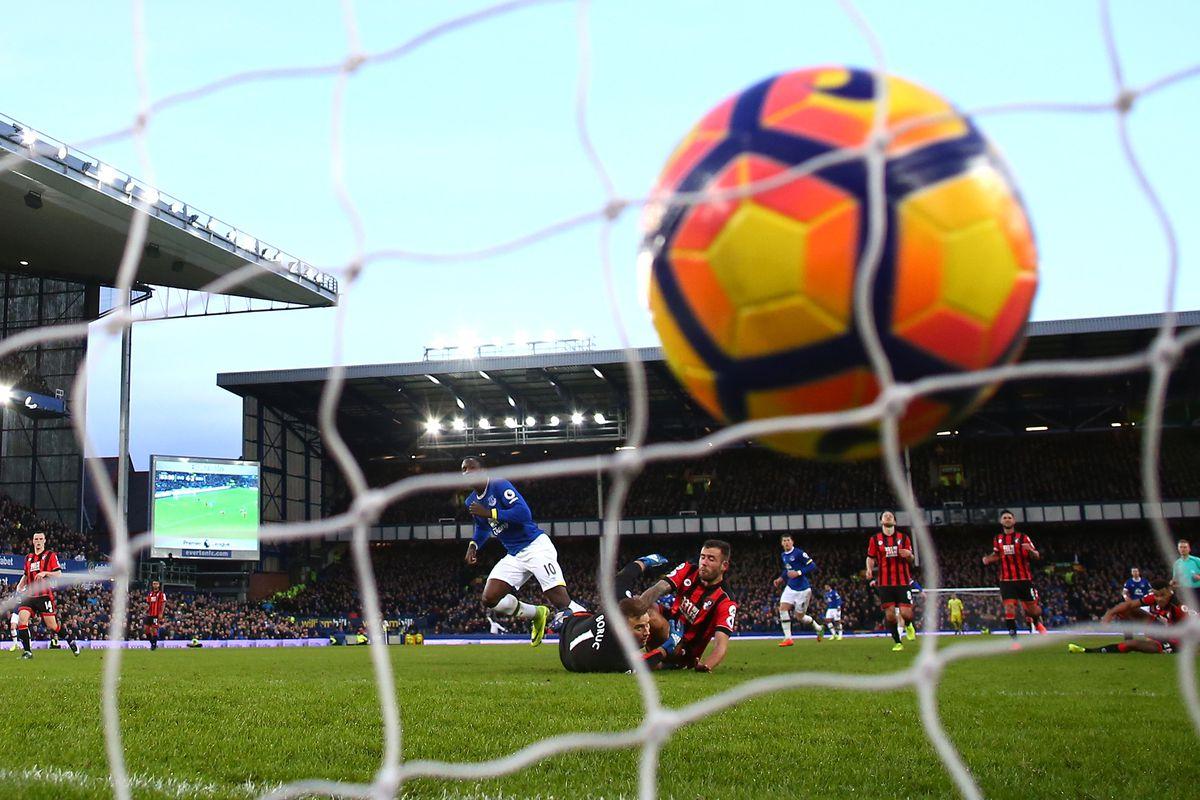 Everton v AFC Bournemouth - Premier League
