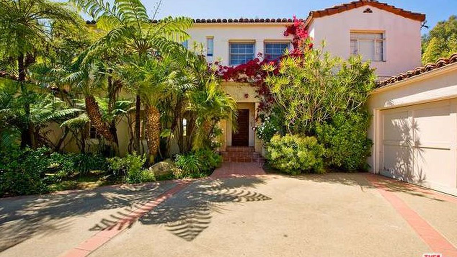 Celebrity homes for sale los angeles