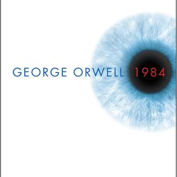 """The latest cover image of George Orwell's """"1984."""" Signet Classics announced in late January that it has ordered an additional 500,000 copies printed."""