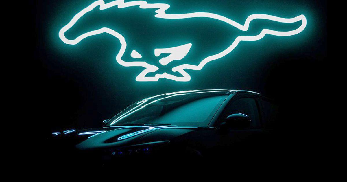 Ford Mustang Mach-E: xem truyền hình trực tiếp lúc 9 giờ tối ET