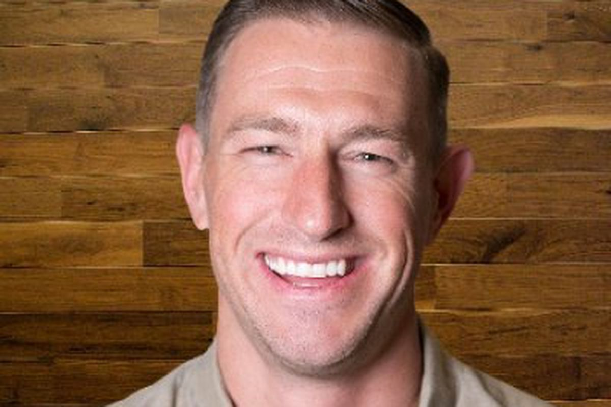 This is a photo of Ryan Graves, SVP of global at Uber