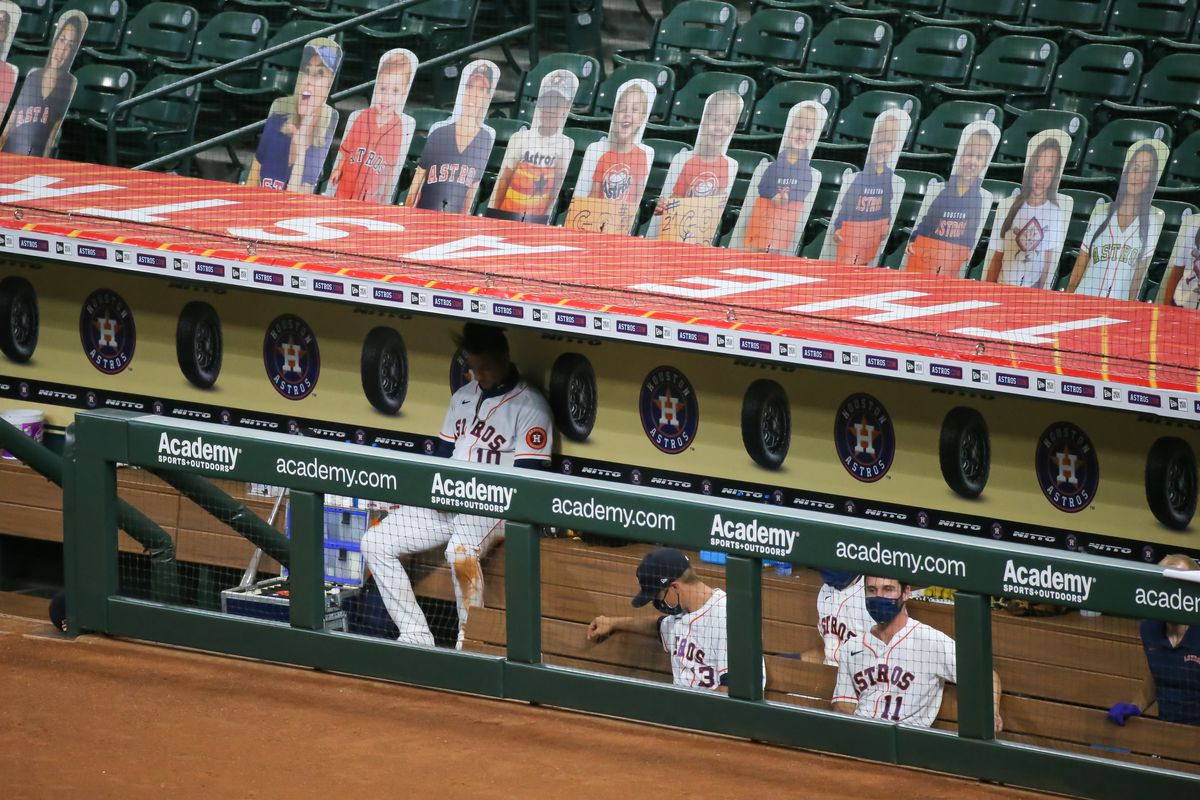 MLB: AUG 10 Giants at Astros