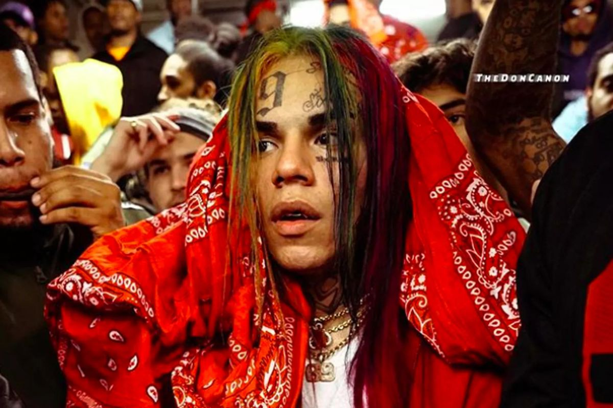 Tekashi 6ix9ine is facing 37 years in prison - REVOLT