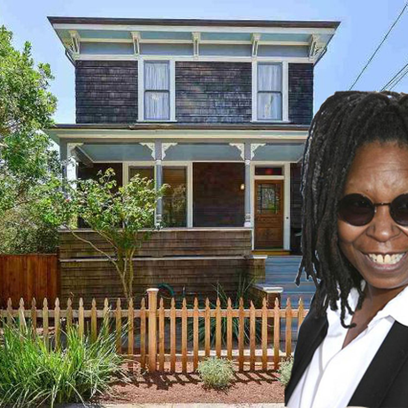 Whoopi Goldberg Lists Berkeley Victorian Home For 1 275m Curbed Sf