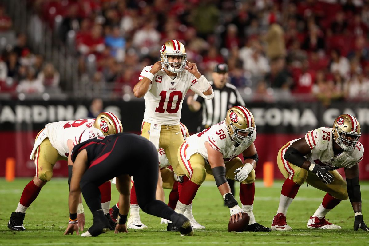 How has the 49ers offense been this season? Let's grade each position.