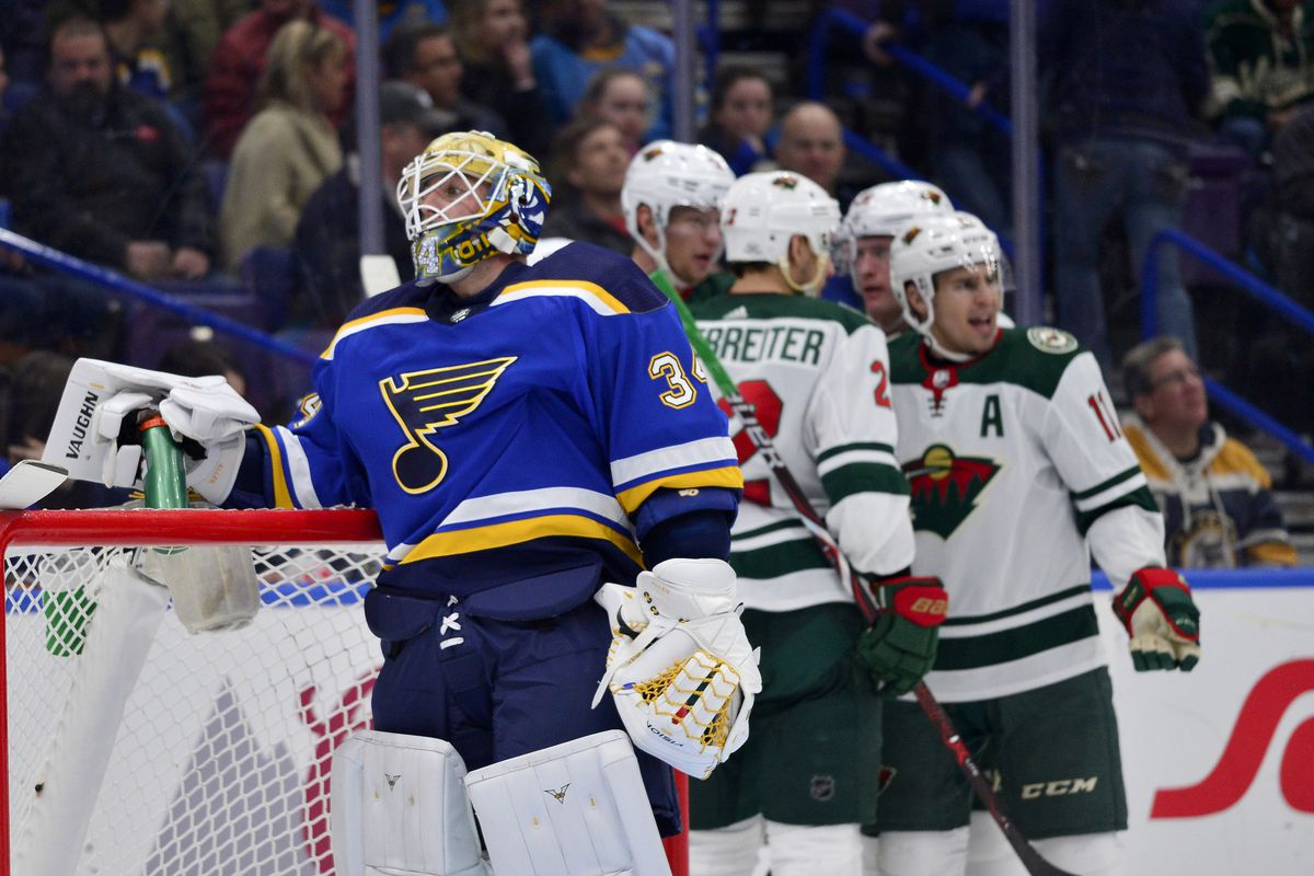 c92707c2f9f The Blues aren t good enough to win it all this year - St. Louis ...