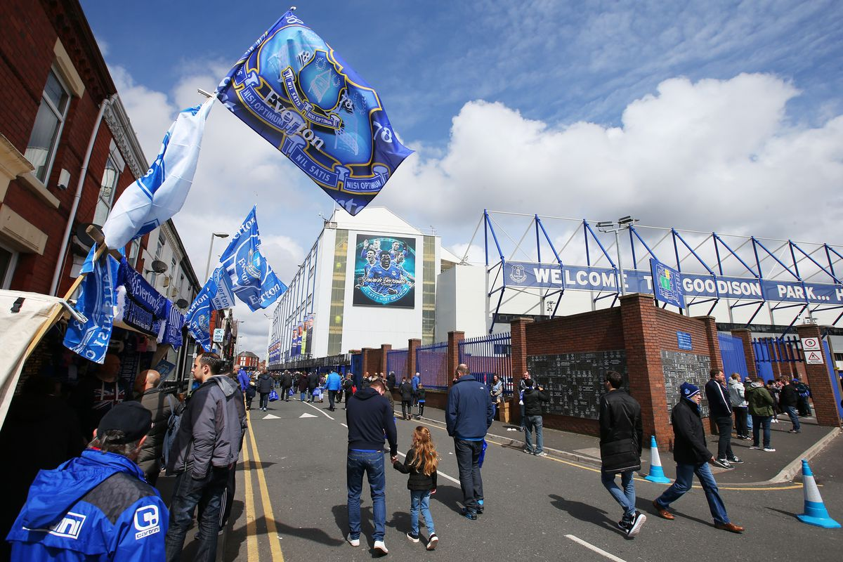 Who will be some new faces to welcome at Goodison Park?