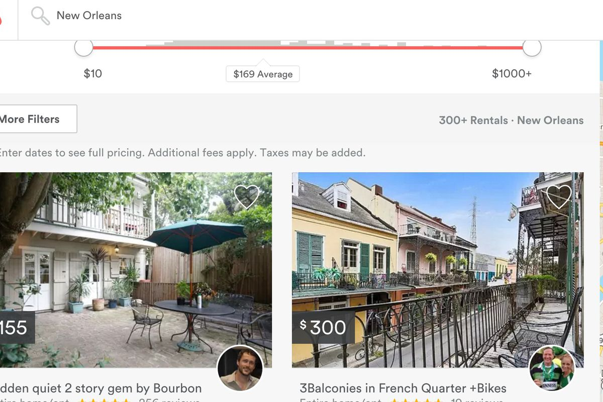 Airbnb New Orleans