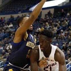 Merrimack Warriors vs UConn Men's Basketball