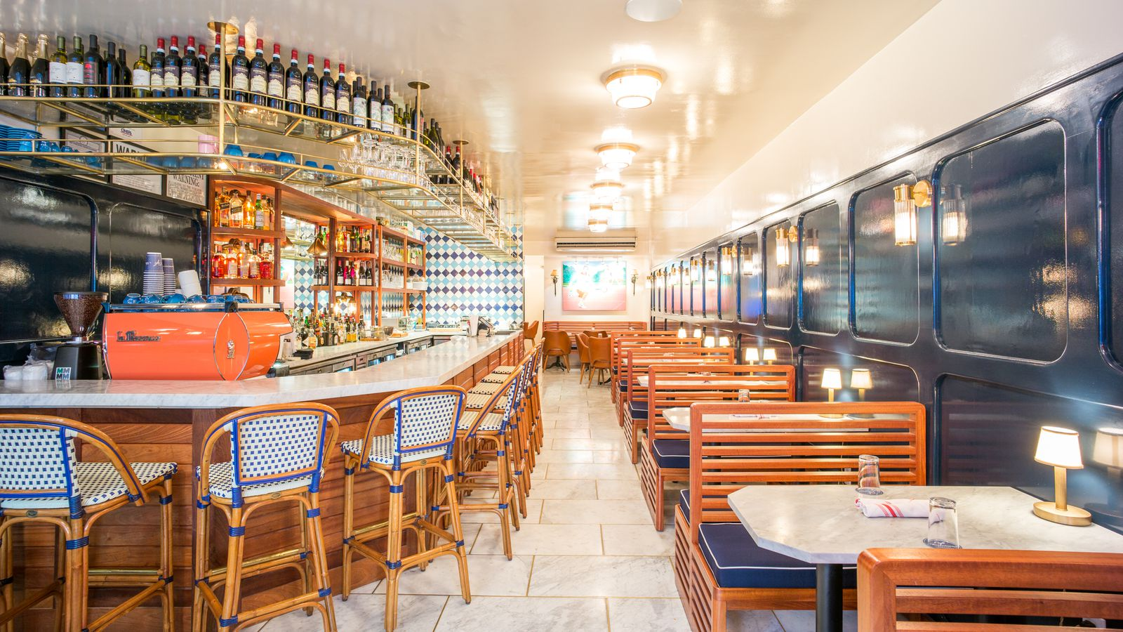 Cafe Americano Restaurant Nyc