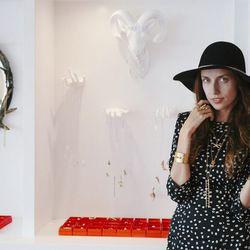 VeraMeat designer Vera Balyura