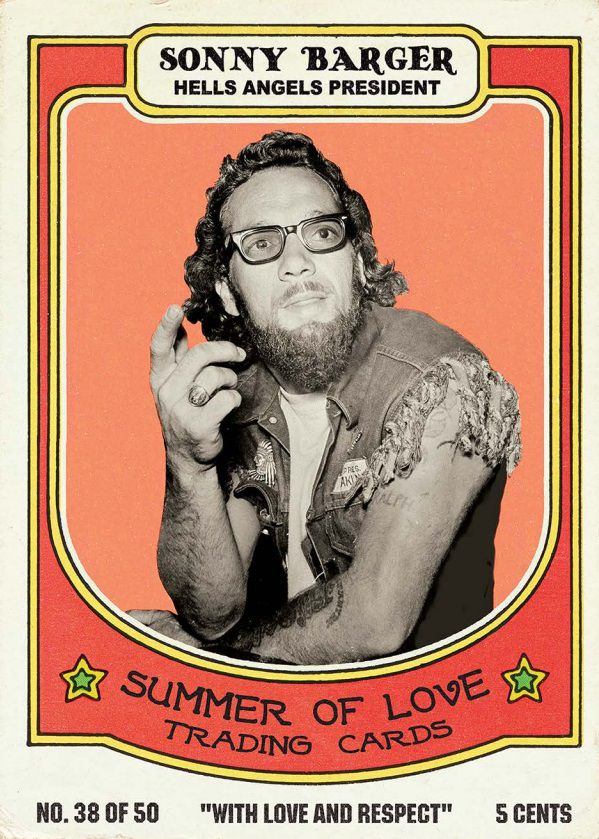 Summer of Love 'trading cards' hit Market Street - Curbed SF