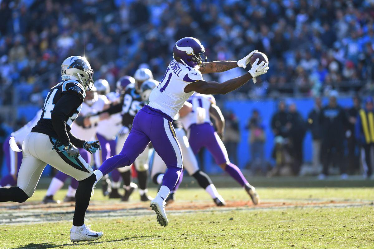 Minnesota Vikings at Carolina Panthers: Fourth Quarter Open Thread - Daily  Norseman