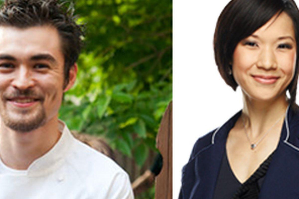 "Shin Thompson [Photo: <a href=""http://www.starchefs.com/cook/photos/chef-shin-thompson-bonsoiree-chicago-il"">StarChefs</a>]/Beverly Kim"