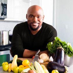 Javani King, co-owner/chef of Davis St. at Hermann Park