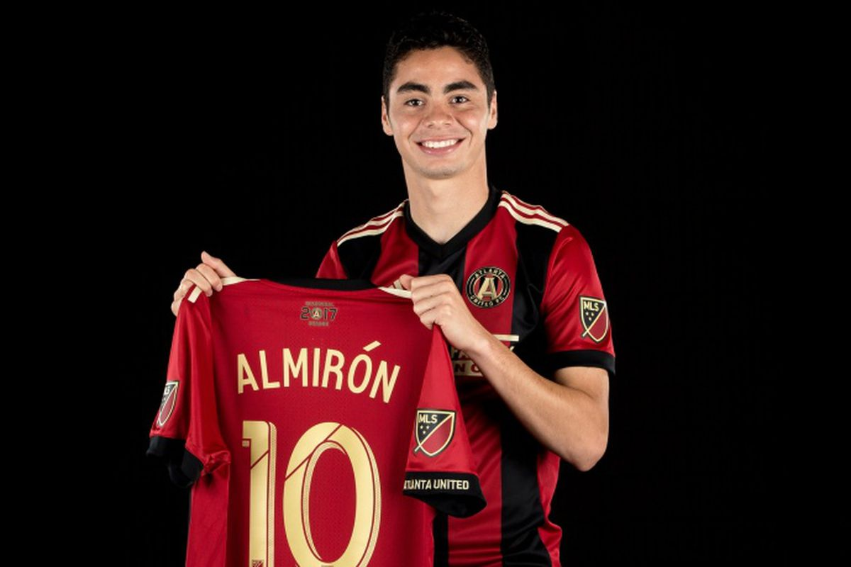 buy popular 154d8 ab56d Atlanta United kit numbers confirmed - Dirty South Soccer