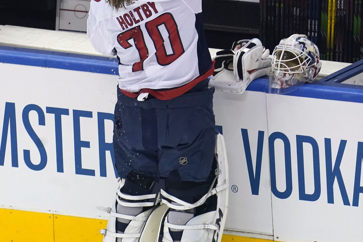 The Previously Great Now Overrated Case Of Braden Holtby All About The Jersey