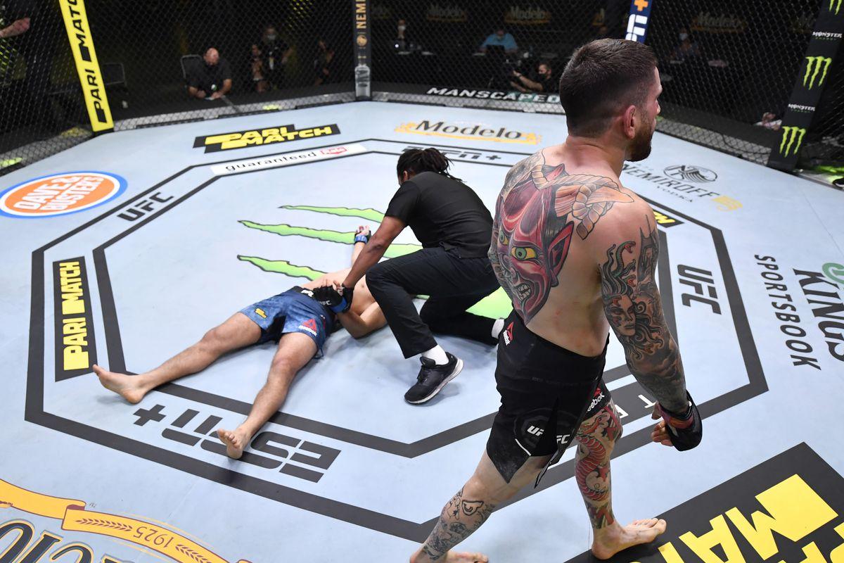 UFC Fight Night: Brady v Aguilera