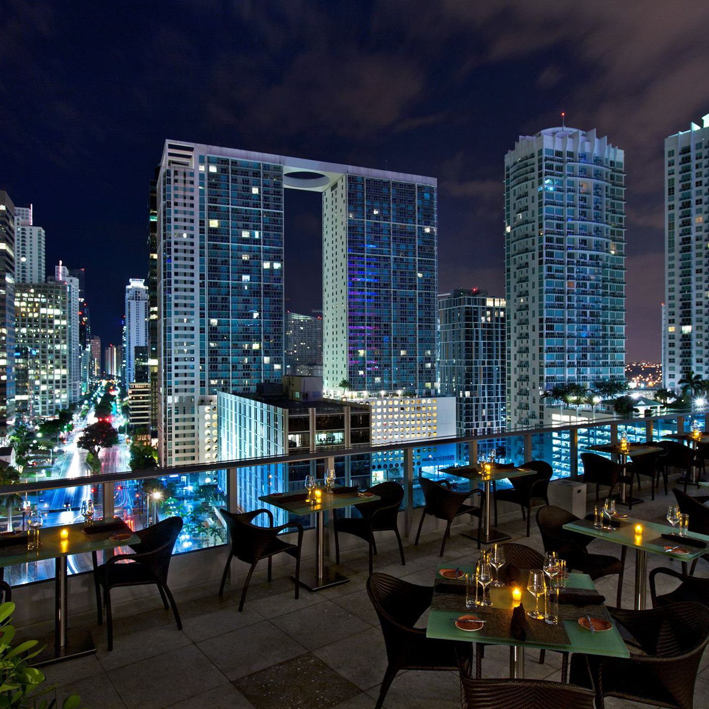 9 Miami Rooftop Restaurants And Bars To Soak Up City Views Eater Miami
