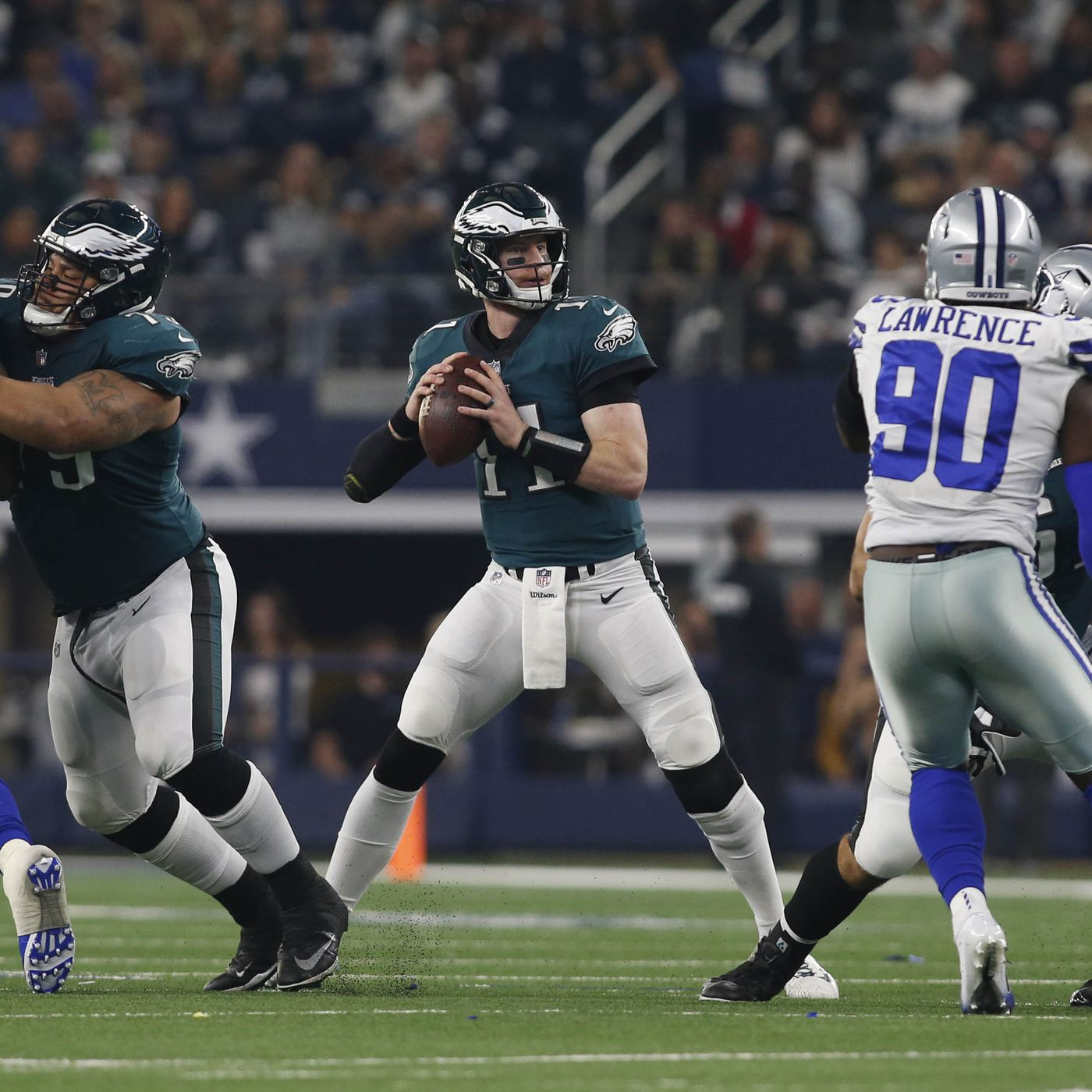 186cecab The Cowboys, not refs, are why Eagles won't repeat as NFC East ...