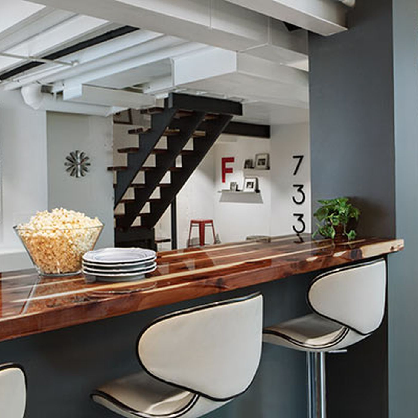 How To Build A Basement Bar This Old House
