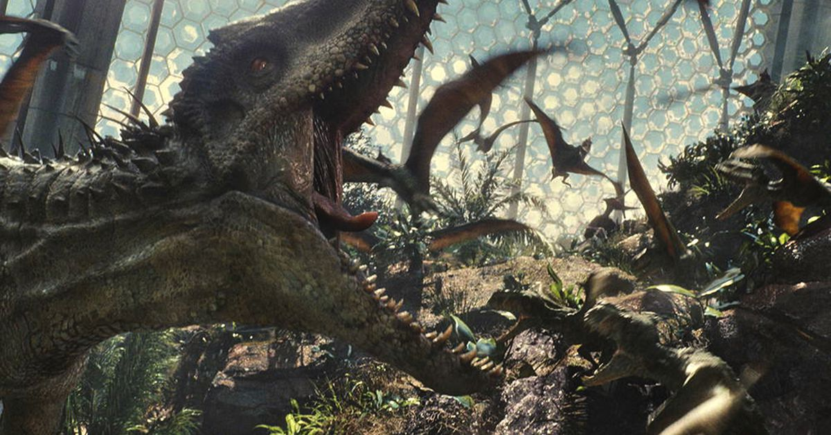 Jurassic World: Fallen Kingdom teaser confirms we still want dinosaurs to murder us