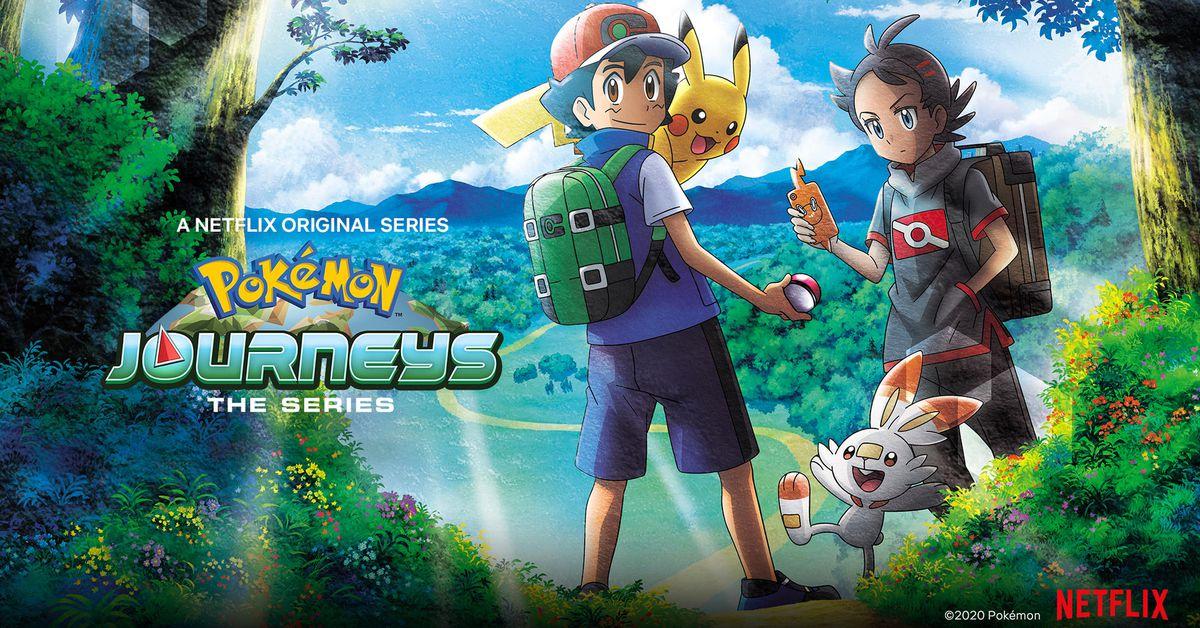 Netflix Pokemon Staffel 2