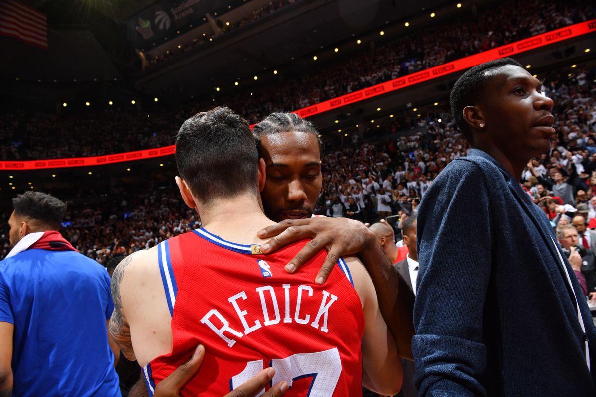 Eastern Conference Semi-Finals - Philadelphia 76ers v Toronto Raptors