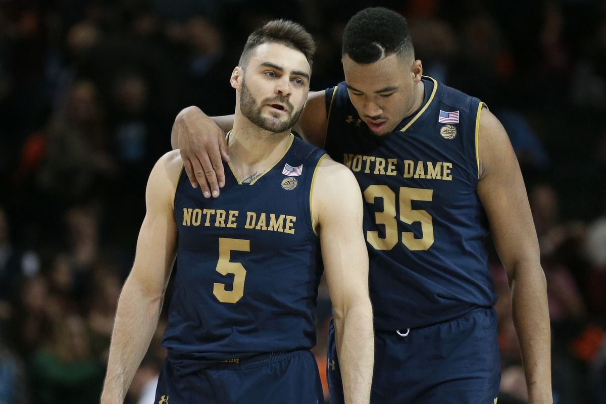 size 40 f0f42 2ad4f 2018 March Madness: Notre Dame Men's Basketball Left Out of ...