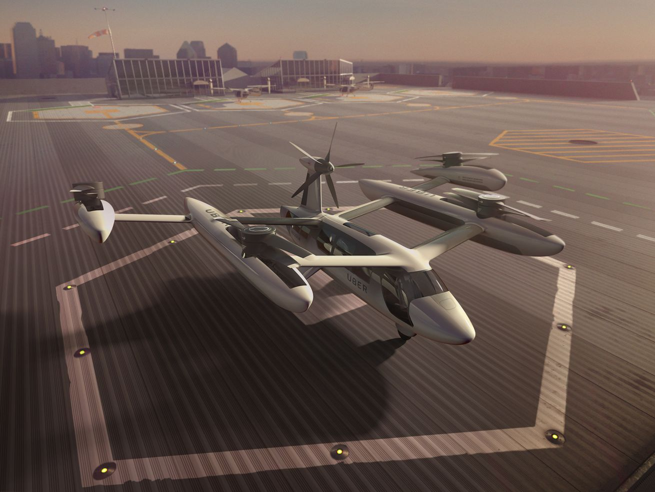 Uber's chief product officer Jeff Holden, who led the company's flying car effort, has stepped down